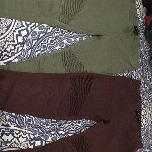 Vici leggings - 2 pairs
